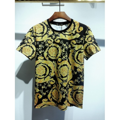 Versace T-Shirts Short Sleeved For Men #840024 $30.00, Wholesale Replica Versace T-Shirts