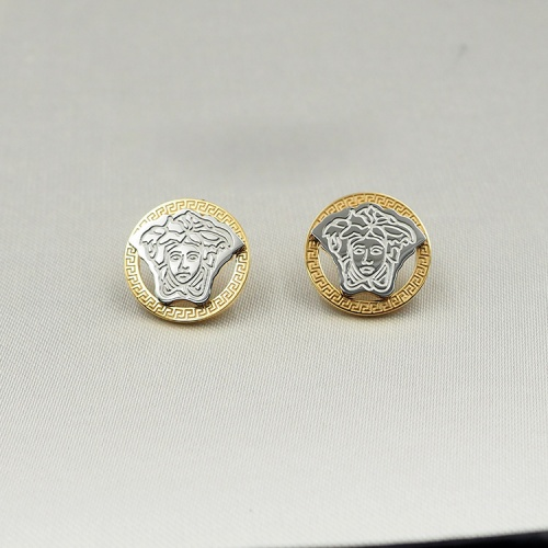 Versace Earrings #840039 $27.00, Wholesale Replica Versace Earrings