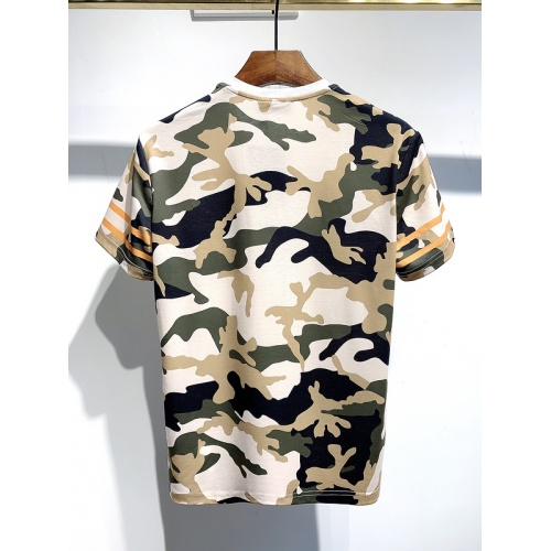 Replica Dsquared T-Shirts Short Sleeved For Men #840045 $28.00 USD for Wholesale