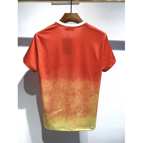 Replica Dsquared T-Shirts Short Sleeved For Men #840049 $28.00 USD for Wholesale