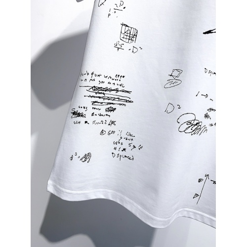 Replica Dsquared T-Shirts Short Sleeved For Men #840051 $28.00 USD for Wholesale