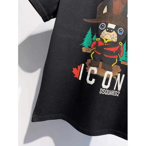 Replica Dsquared T-Shirts Short Sleeved For Men #840059 $26.00 USD for Wholesale