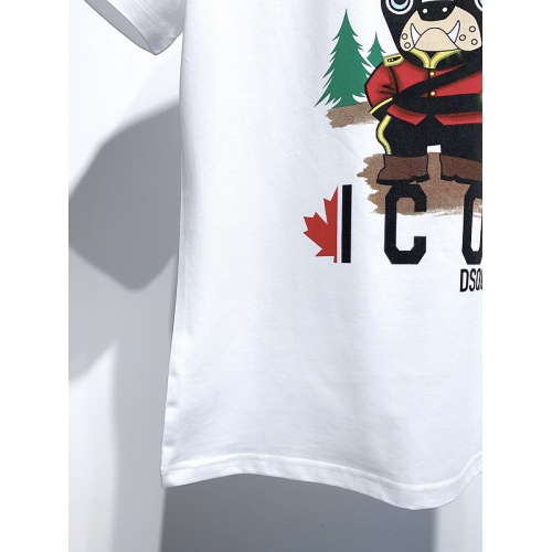 Replica Dsquared T-Shirts Short Sleeved For Men #840060 $26.00 USD for Wholesale