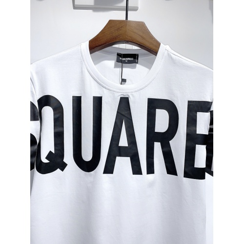 Replica Dsquared T-Shirts Short Sleeved For Men #840066 $26.00 USD for Wholesale