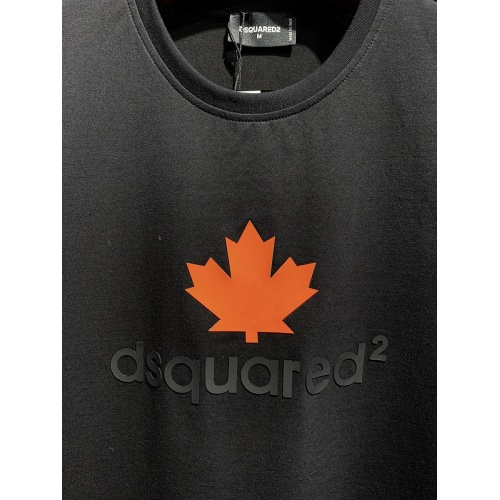Replica Dsquared T-Shirts Short Sleeved For Men #840071 $26.00 USD for Wholesale