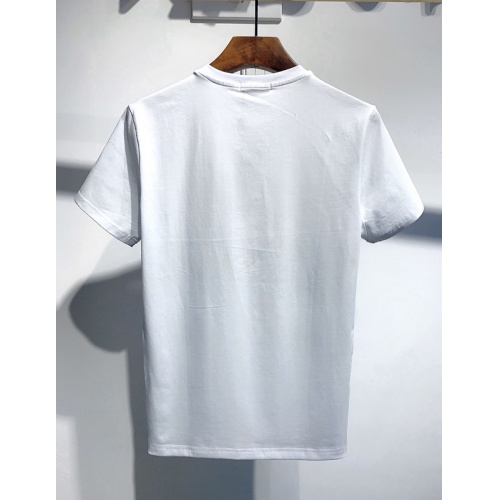 Replica Dsquared T-Shirts Short Sleeved For Men #840081 $26.00 USD for Wholesale