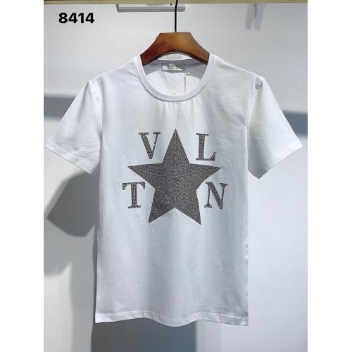 Valentino T-Shirts Short Sleeved For Men #840102 $26.00, Wholesale Replica Valentino T-Shirts