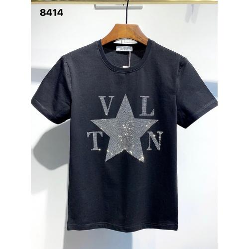 Valentino T-Shirts Short Sleeved For Men #840103 $26.00, Wholesale Replica Valentino T-Shirts