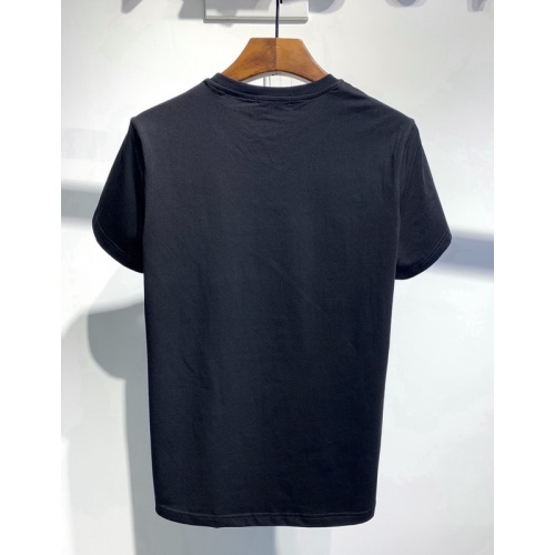 Replica Valentino T-Shirts Short Sleeved For Men #840103 $26.00 USD for Wholesale