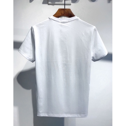 Replica Valentino T-Shirts Short Sleeved For Men #840104 $26.00 USD for Wholesale