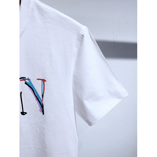 Replica Valentino T-Shirts Short Sleeved For Men #840107 $26.00 USD for Wholesale