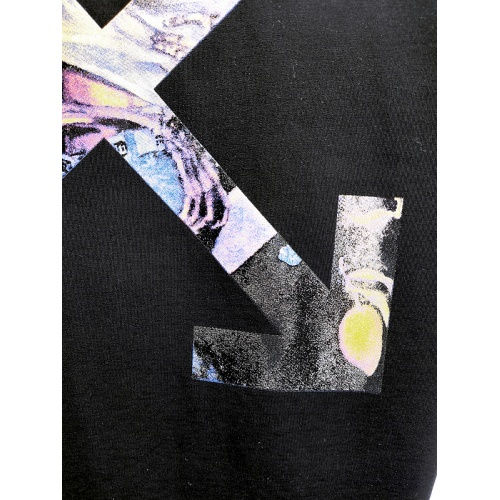 Replica Off-White T-Shirts Short Sleeved For Men #840117 $28.00 USD for Wholesale