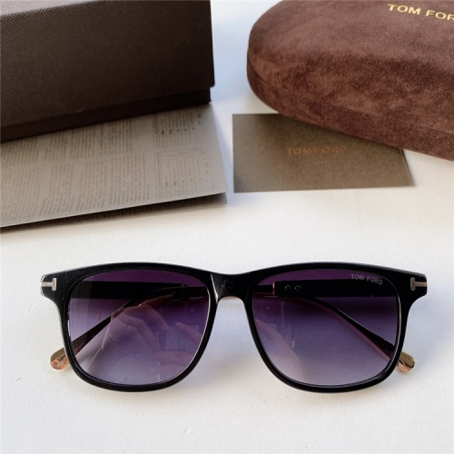 Tom Ford AAA Quality Sunglasses #840142 $48.00 USD, Wholesale Replica Tom Ford AAA Sunglasses