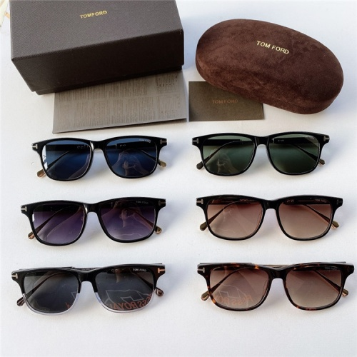 Replica Tom Ford AAA Quality Sunglasses #840142 $48.00 USD for Wholesale