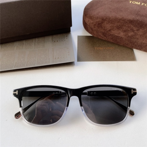 Tom Ford AAA Quality Sunglasses #840143 $48.00, Wholesale Replica Tom Ford AAA Sunglasses