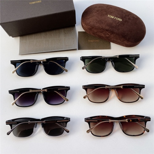 Replica Tom Ford AAA Quality Sunglasses #840144 $48.00 USD for Wholesale