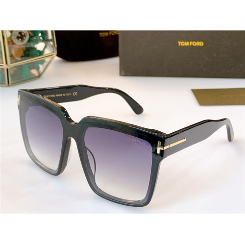 Tom Ford AAA Quality Sunglasses #840169 $56.00 USD, Wholesale Replica Tom Ford AAA Sunglasses
