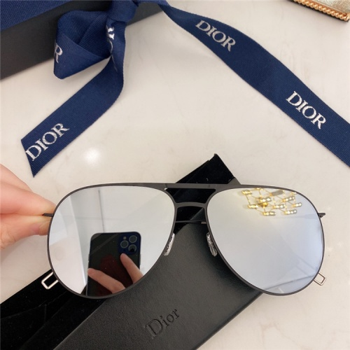 Christian Dior AAA Quality Sunglasses For Men #840179