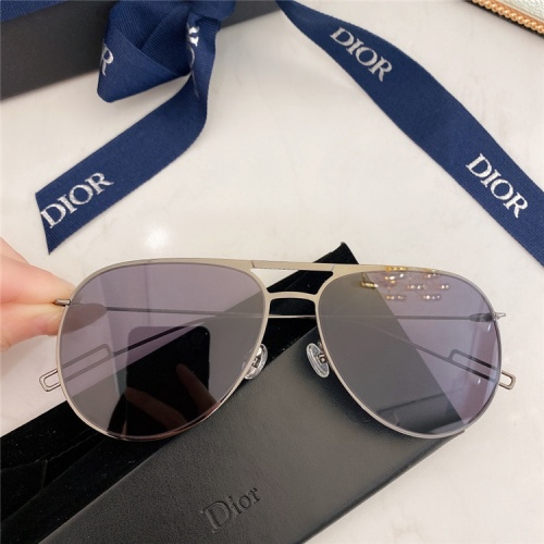 Christian Dior AAA Quality Sunglasses For Men #840182