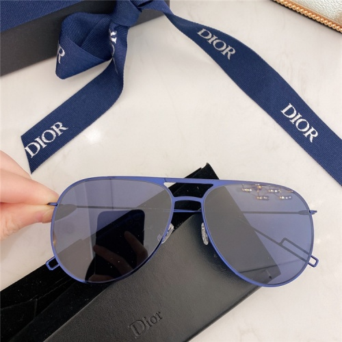 Christian Dior AAA Quality Sunglasses For Men #840183 $58.00, Wholesale Replica Christian Dior AAA Quality Sunglasses