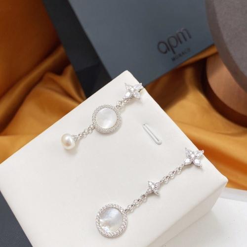 apm Monaco Earrings #840187 $36.00, Wholesale Replica apm Monaco Earrings