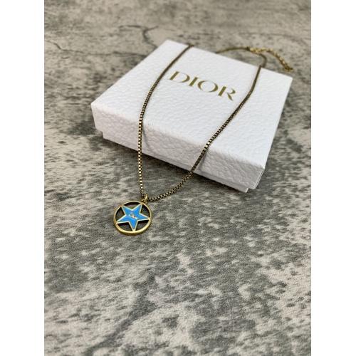 Christian Dior Necklace #840194 $38.00, Wholesale Replica Christian Dior Necklace