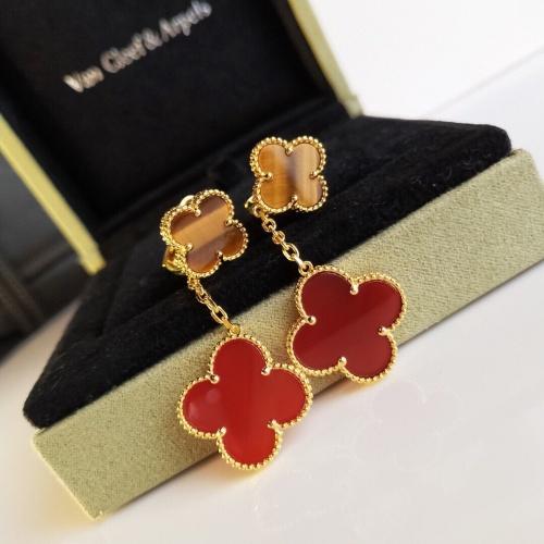 Van Cleef & Arpels Earrings #840208 $39.00, Wholesale Replica Van Cleef & Arpels Earrings