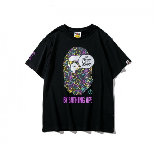 Bape T-Shirts Short Sleeved For Men #840218