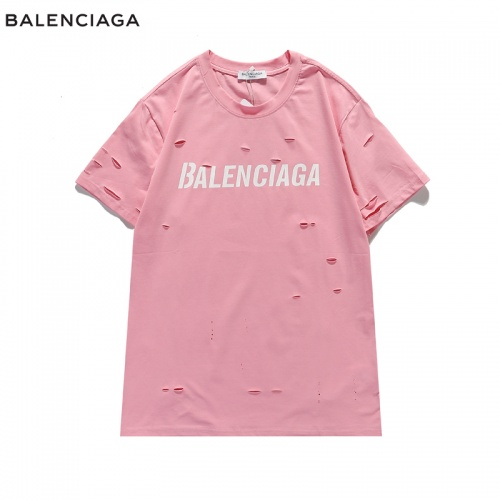 Balenciaga T-Shirts Short Sleeved For Men #840220