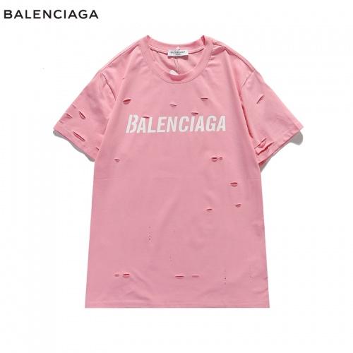 Balenciaga T-Shirts Short Sleeved For Men #840220 $29.00, Wholesale Replica Balenciaga T-Shirts