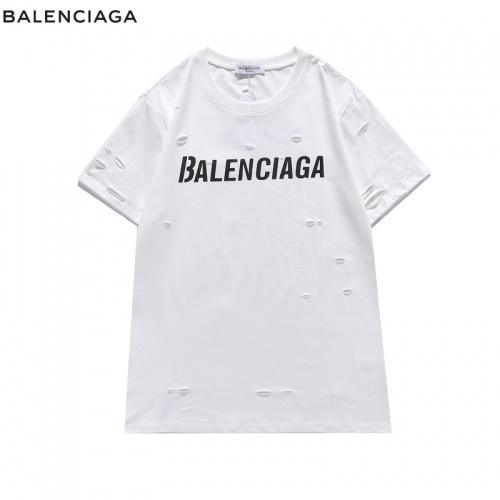 Balenciaga T-Shirts Short Sleeved For Men #840222