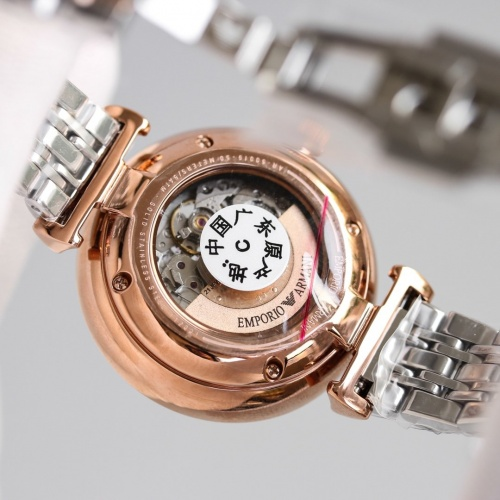 Replica Armani AAA Quality Watches For Women #840237 $235.00 USD for Wholesale
