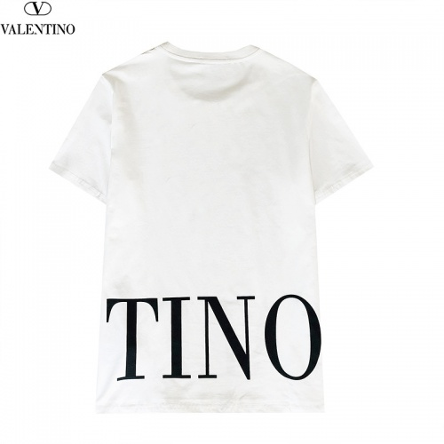 Valentino T-Shirts Short Sleeved For Men #840249 $27.00, Wholesale Replica Valentino T-Shirts