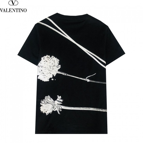 Replica Valentino T-Shirts Short Sleeved For Men #840250 $27.00 USD for Wholesale
