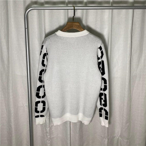 Replica Fendi Sweaters Long Sleeved For Men #840255 $48.00 USD for Wholesale