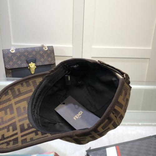Replica Fendi Caps #840277 $29.00 USD for Wholesale