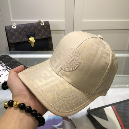 Fendi Caps #840279 $29.00 USD, Wholesale Replica Fendi Caps