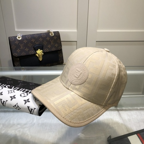 Replica Fendi Caps #840279 $29.00 USD for Wholesale