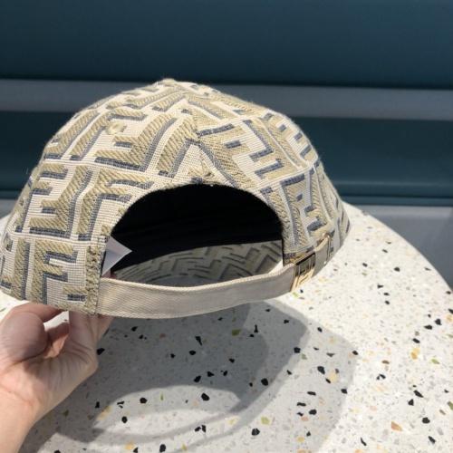 Replica Fendi Caps #840282 $34.00 USD for Wholesale