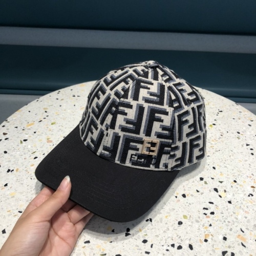 Fendi Caps #840283 $34.00 USD, Wholesale Replica Fendi Caps