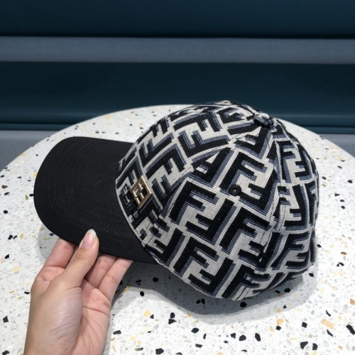 Replica Fendi Caps #840283 $34.00 USD for Wholesale