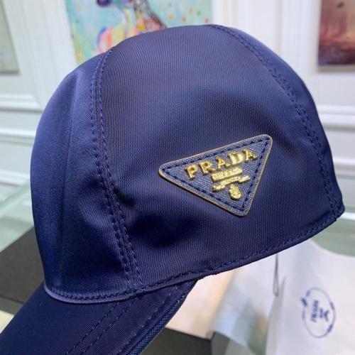 Replica Prada Caps #840299 $36.00 USD for Wholesale
