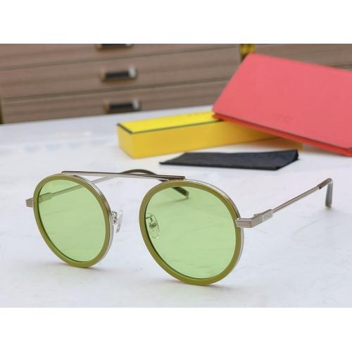 Fendi AAA Quality Sunglasses #840352