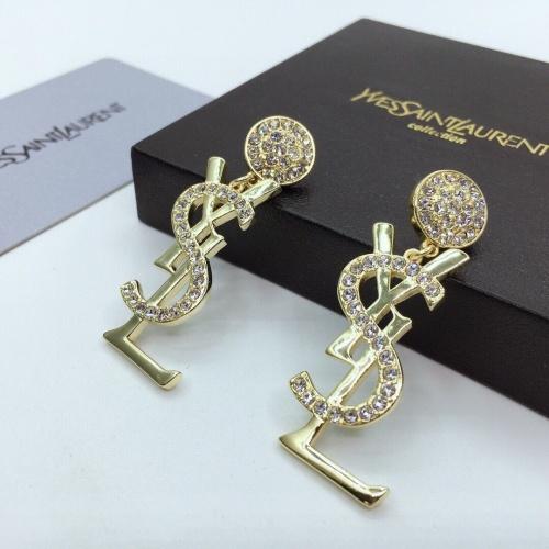 Yves Saint Laurent YSL Earring #840360 $27.00, Wholesale Replica Yves Saint Laurent YSL Earring