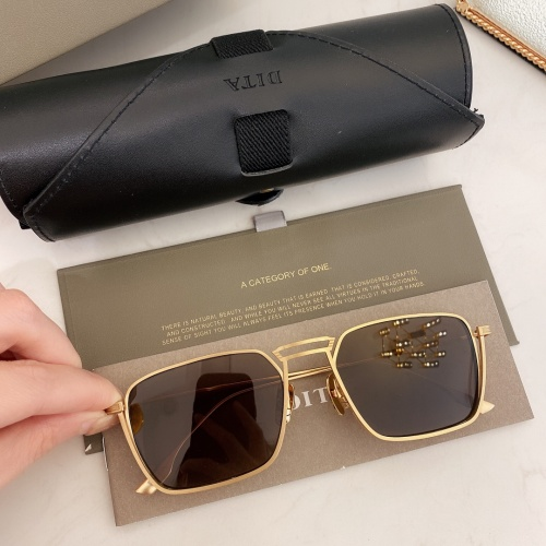 DITA AAA Quality Sunglasses For Men #840366