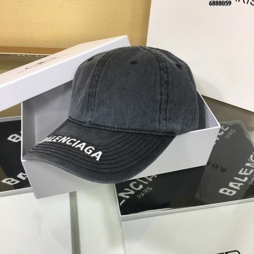 Balenciaga Caps #840370 $29.00 USD, Wholesale Replica Balenciaga Caps