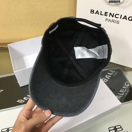 Replica Balenciaga Caps #840370 $29.00 USD for Wholesale