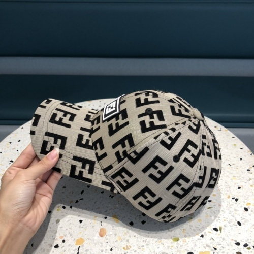 Replica Fendi Caps #840385 $32.00 USD for Wholesale