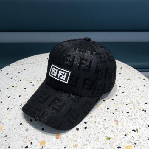 Fendi Caps #840386 $32.00 USD, Wholesale Replica Fendi Caps