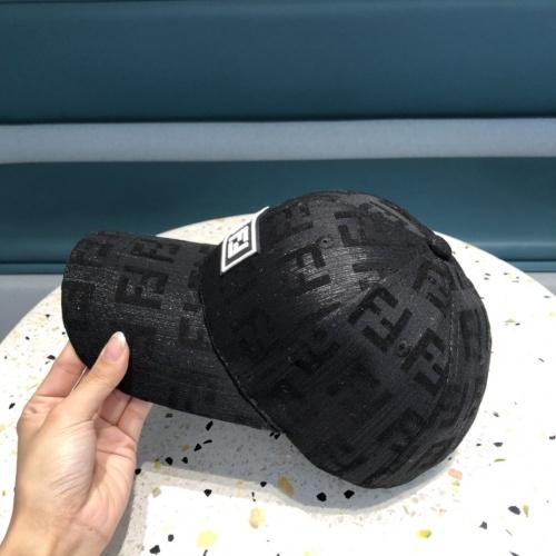 Replica Fendi Caps #840386 $32.00 USD for Wholesale